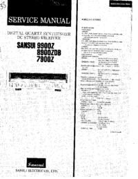 Sansui 8900ZDB
