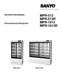 Sanyo MPR-1013