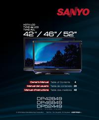 Sanyo DP46849