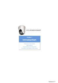 Sanyo VCC-HD5400P