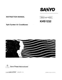 Sanyo KHS
