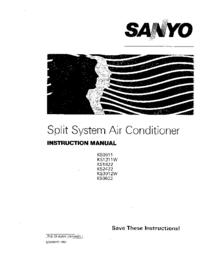 Sanyo KS3622