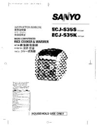 Sanyo ECJ-S35K