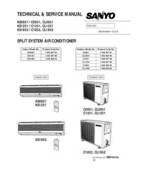 Sanyo C0951