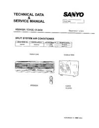 Sanyo C 2432