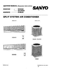 Sanyo C 2422