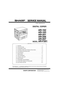 Sharp AR-206