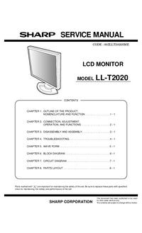 Sharp LL-T2020