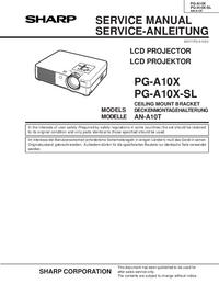 Sharp PG-A10X
