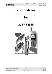 Siemens S2588
