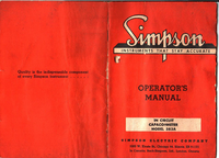 Simpson-6429-Manual-Page-1-Picture