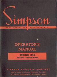 Simpson 340
