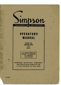 Simpson 480