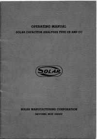Solar CB