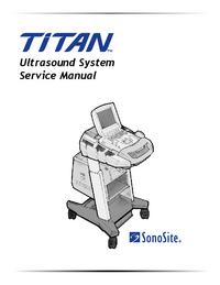 Sonosite Titan™