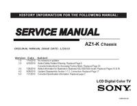 Sony AZ1-K