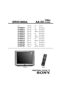 Sony KV-36FV26