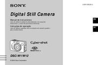 Sony DSC-W12