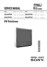 Sony KV-21FT1E