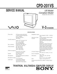 Sony V-3