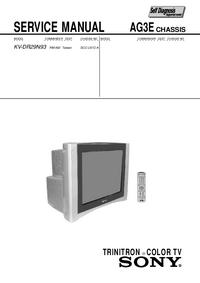 Sony KV-DR29N93