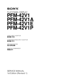 Sony RM-971