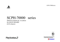 Sony Playstation 2 SCPH-70000 Series