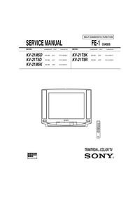 Sony KV-21M5K