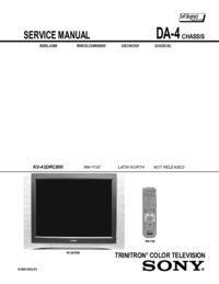 Sony KV-32HS500