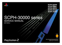 Sony Playstation 2 SCPH-30001