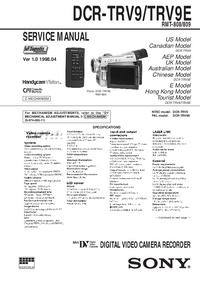 Sony RMT-809