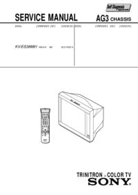 Sony KV-ES38M91