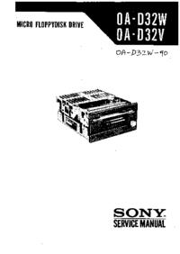 Sony OA-D32V