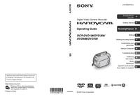 Sony DCR-DVD708