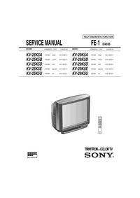Sony KV-25K5E