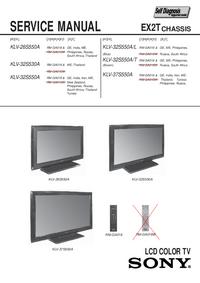 Sony KLV-32S530A