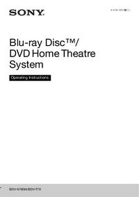 Sony BDV-T79