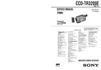 Sony CCD-TR3200E