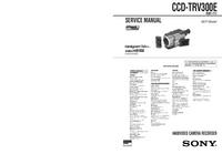 Sony CCD-TRV300E