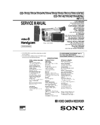 Sony CCD-TRV34PK