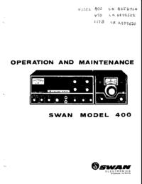 Swan 400