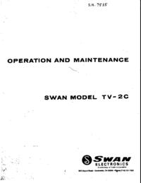 Swan TV-2C