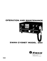 Swan 260
