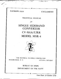 TMC MSR-4