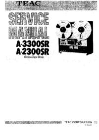 Teac A-2300SR