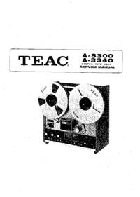 Teac A 3300
