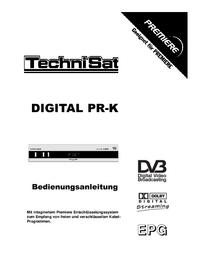 TechniSat DIGITAL PR-K