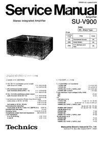 Technics SU-V900