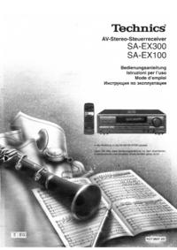 Technics SA-EX300