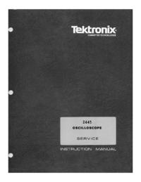 Tektronix 2445